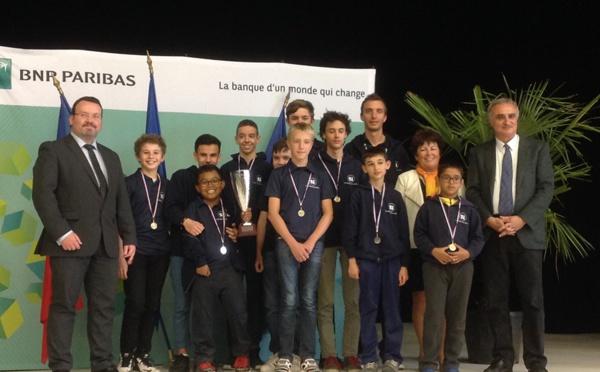 Groupe Top Jeunes - CANNES 1