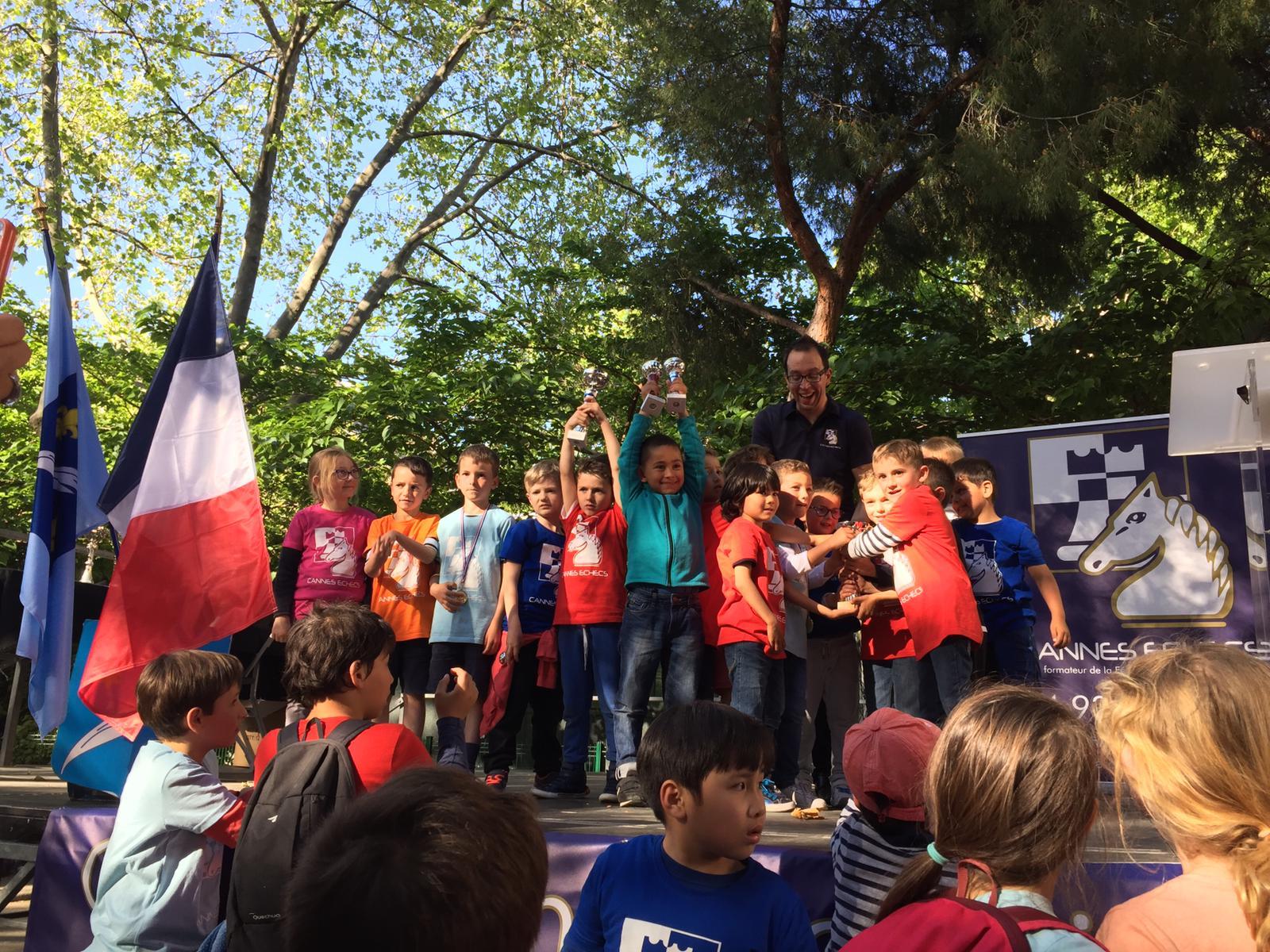 38ème Championnat Scolaire de la Ville de Cannes: La Verrerie, Stanislas et Lochabair au top!