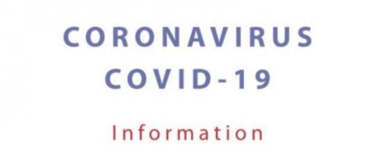COVID-19 - SUSPENSION DES COURS ET COMPETITIONS