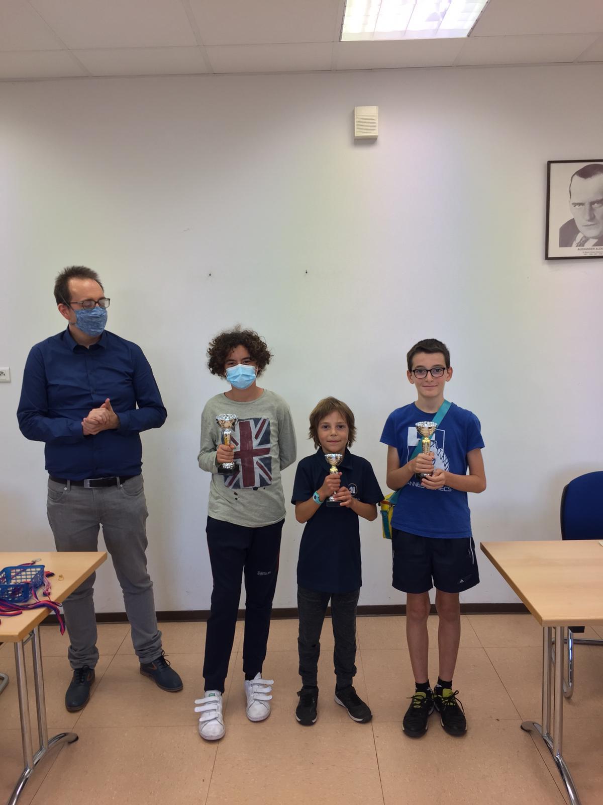 Pico d'octobre: Joy, Billy et Nils vainqueurs!