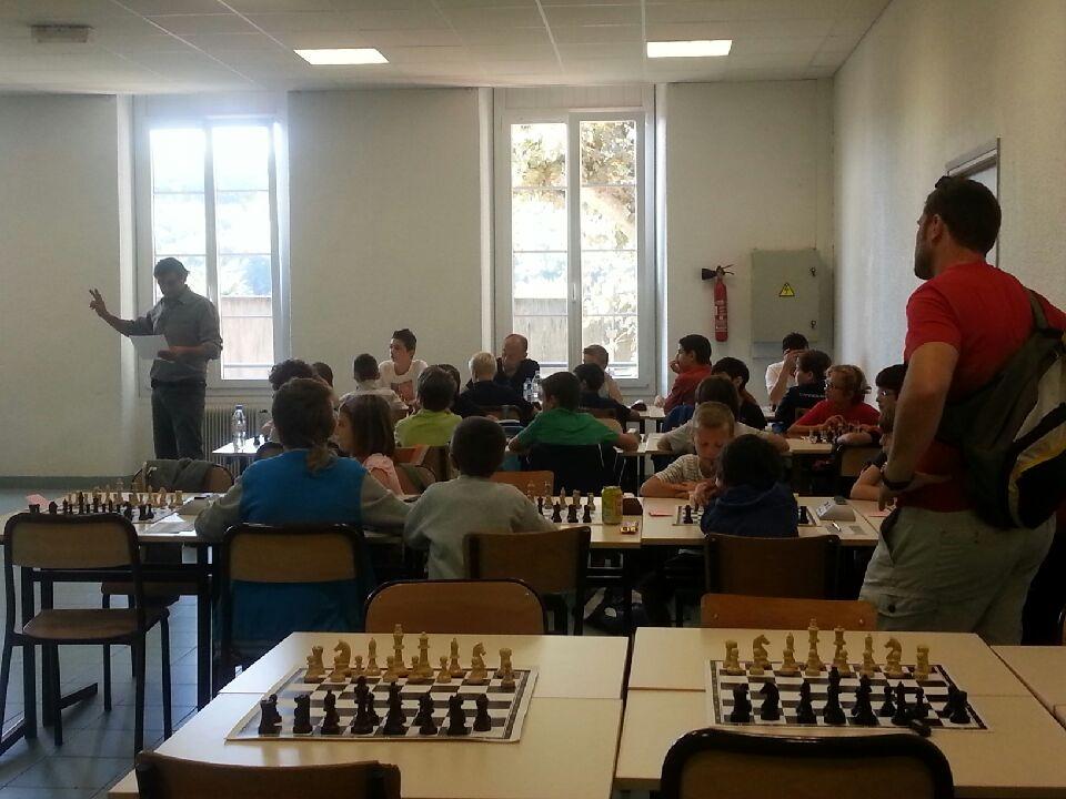 Une belle délégation cannoise au tournoi de Grasse