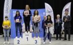 Chjara Sabiani Championne de France minimes !!!