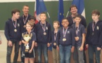 TOP JEUNES: CANNES ECHECS CHAMPION DE FRANCE !!!!!!