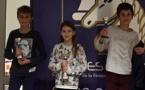 Christina Lopneva et Hugo Foppiani héros du Pico de février !