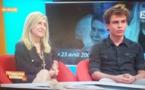"""Gary Giroyan à France 2 sur le plateau de """"Toute une histoire"""""""