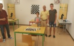 Ljubomir SCALA grand vainqueur du rapide