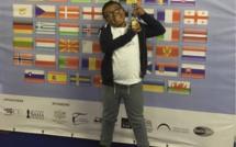 Exploit de Timothé au Championnat d'Europe jeunes !!