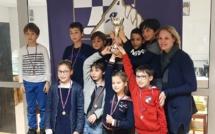 Championnat 06 des écoles: Stanislas championne, Lochabair qualifiée!