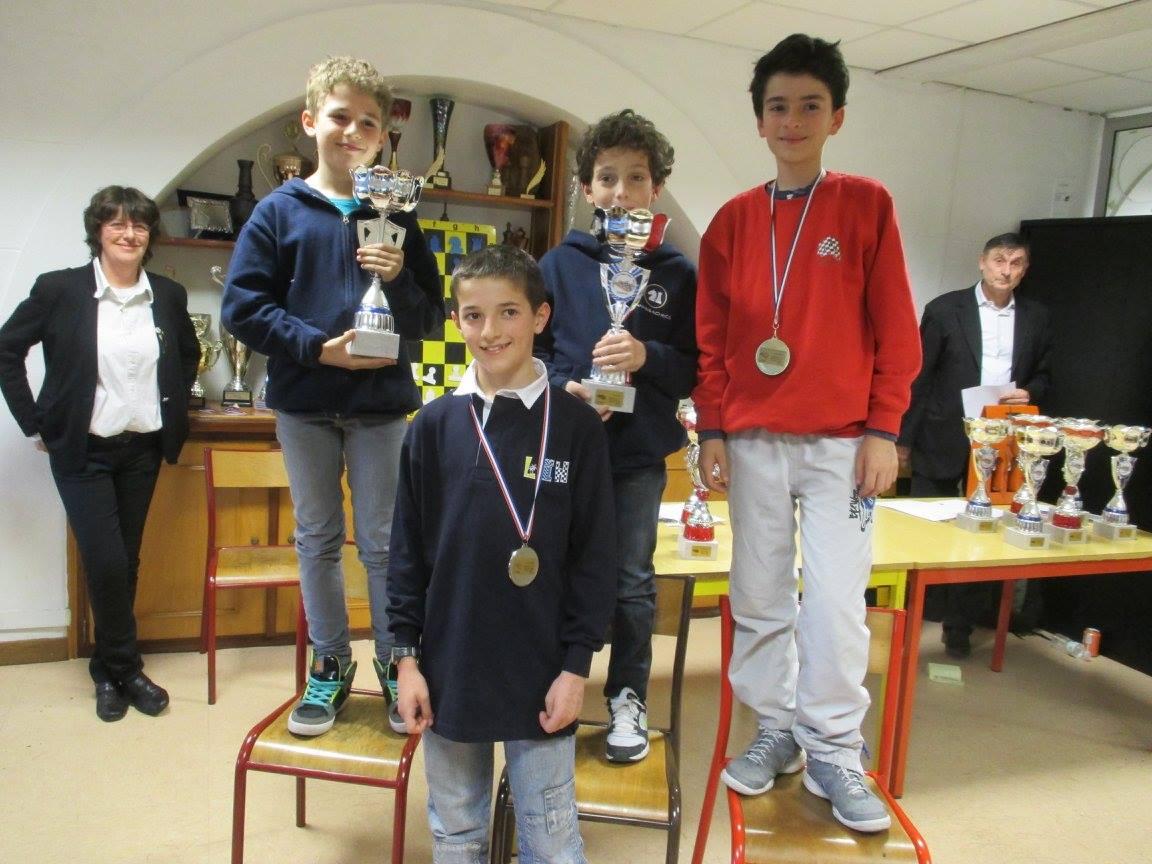 podium pupilles